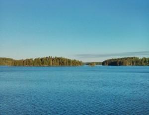Wędkarstwo na jeziorach w Virserum